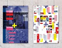 Art and Design Department Mailer
