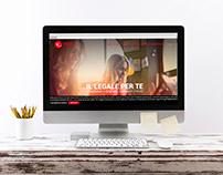 Website Avvocato Condominio (Consulenza Legale Online)