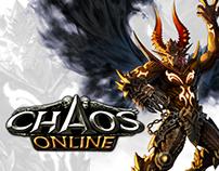 Campanha de Closed Beta do lançamento do jogo Chaos