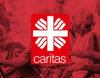 Caritaszentrum Burgebrach - Printdesign