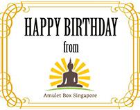 Amulet Box Singapore