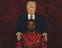 "Donald Trump X Kanye West ""Devil's Advovate"""