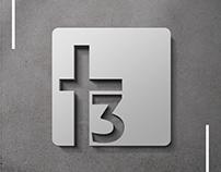 t3 Touching Tomorrow Today Nonprofit Logo