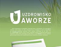 Uzdrowisko Jaworze - Identyfikacja Wizualna