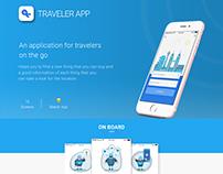 Traveler Mobile App