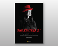 Dracula Spectacular - Show Branding and Advertising
