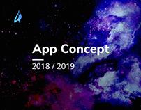 App Concepts // 2018-2019