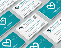 RN Cardiologist - Branding project