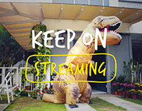 Digi Prepaid LiVE: Keep On Streaming
