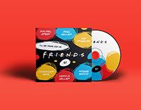 F.R.I.E.N.D.S Season Album Design