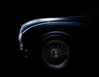 Alfa Romeo Berlinetta fine art photography