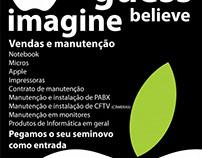 Panfleto Alone informática