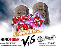 Mega Print Flyer
