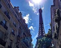 Back to Paris - Tour Eiffel 2015