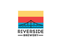 Riverside Brewery Brand Identity