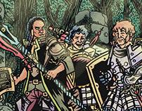 Etrian Odyssey II: Heroes of Lagaard Banner