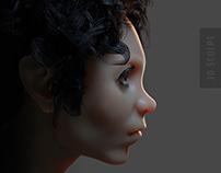 3D Head Sculpt