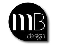 MB logo design