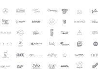 Logos 2014 · 2015
