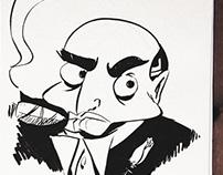 Cartoons- Caricatures