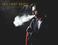 Landing page for HOOKAH MAN PRTY