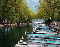 Holiday in Annecy