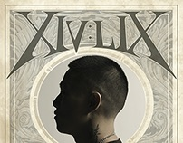 Album design for Jin XIV:LIX