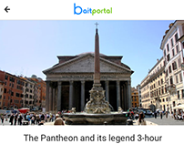 Baitportal - Mobile app to find tourist packages