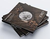 """JORD"" watch concept catalog"