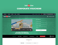 Corporate Vouchers | BookMyShow