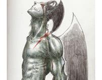 Concept Art: Devilman