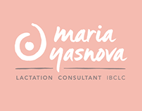 Visual Identity For A Lactation Consultant