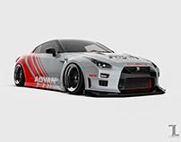 Nissan GT-R Widebody