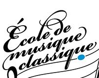École de musique classique