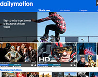 Dailymotion workshop