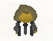 Pixel Art Morph Cycle