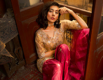 Amna&Hina | Fashion Shoot