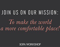 / Sofa Workshop • Banner