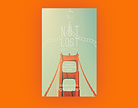 Book cover for Not Lost