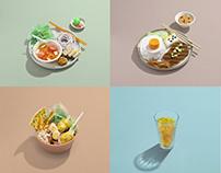Food x Plastic