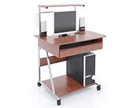 3d model Computer Desks