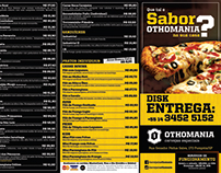 Cardápio Delivery - Cervejaria Othomania