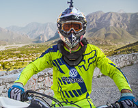 Red Bull: Diego Ordoñez Chasing The Light