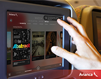 AVIANCA In-Flight Entertainment