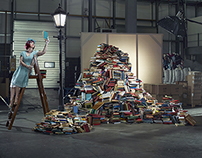 Julia Fullerton-Batten + Oxfam + Print & Motion