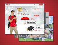 Design Challenge: NTUC Website Redesign