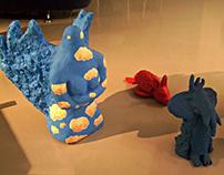 """Exhibition in """"Pinakothiki Grigoriadi""""-2014"""