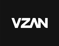 VZAN Website Redesign