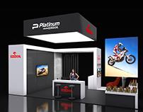 Orlen Oil Stand Exhibition Concept