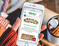 Werky – Online-Weihnachtsmarkt